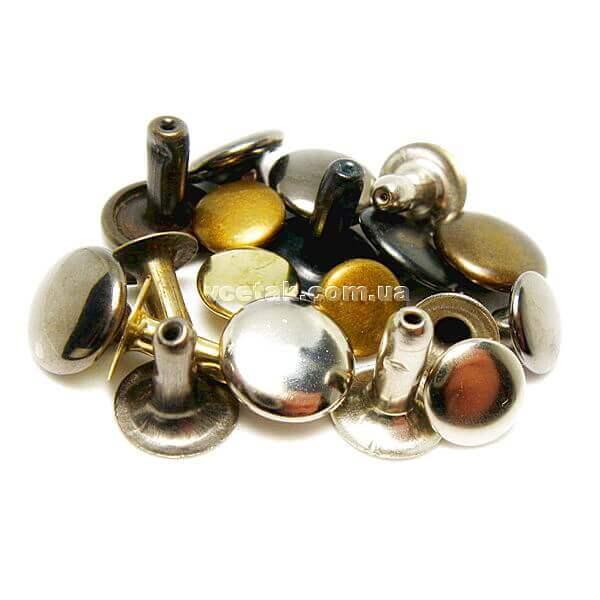 Заклёпки для одежды купить