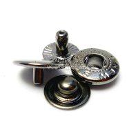 Кнопка Альфа блекникель 1.1