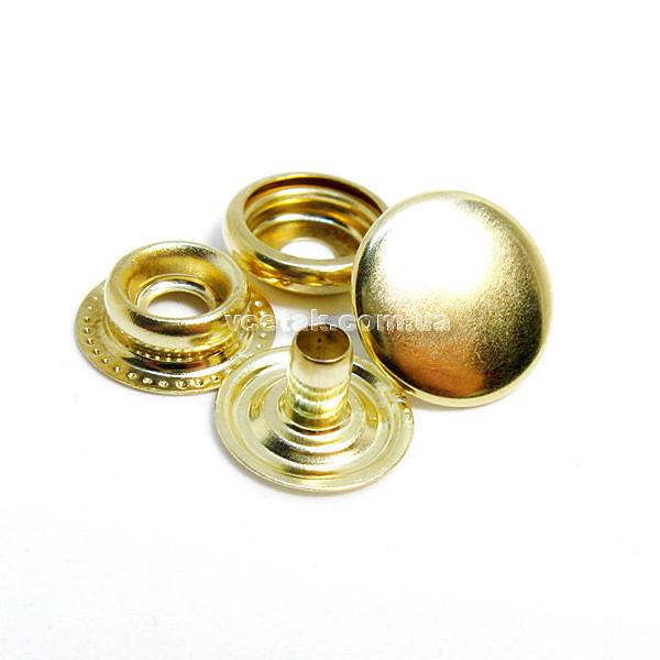 кнопка Dash золото