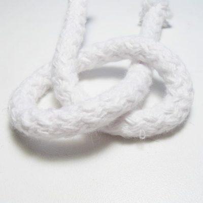 Хлопковый шнур для вязания ковров