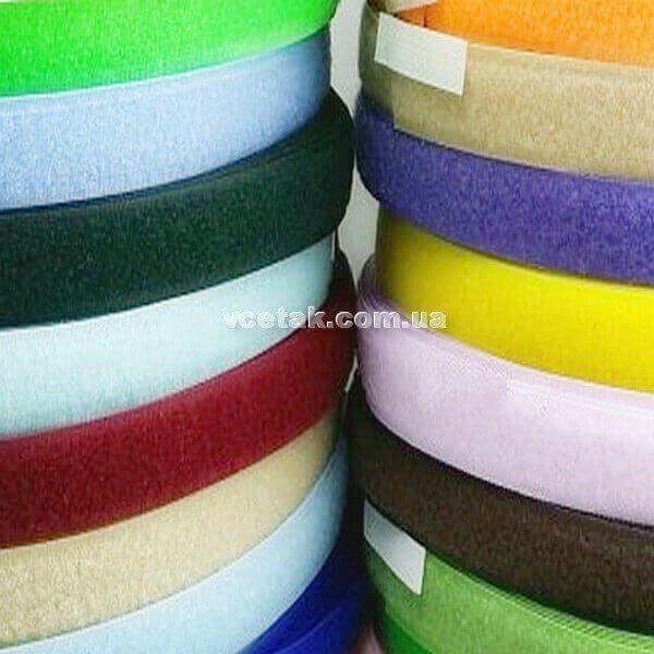 застежка текстильная липучка