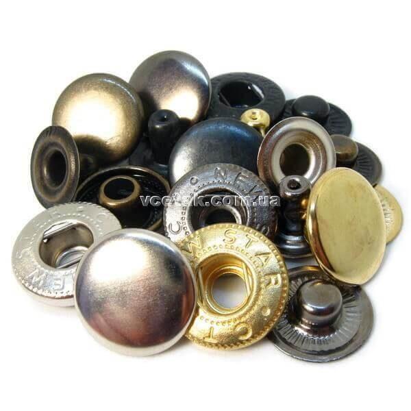 Кнопки Альфа 12.5 мм