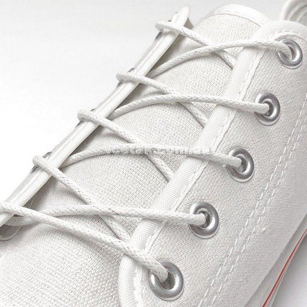 белые шнурки купить