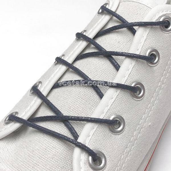 круглые шнурки для обуви