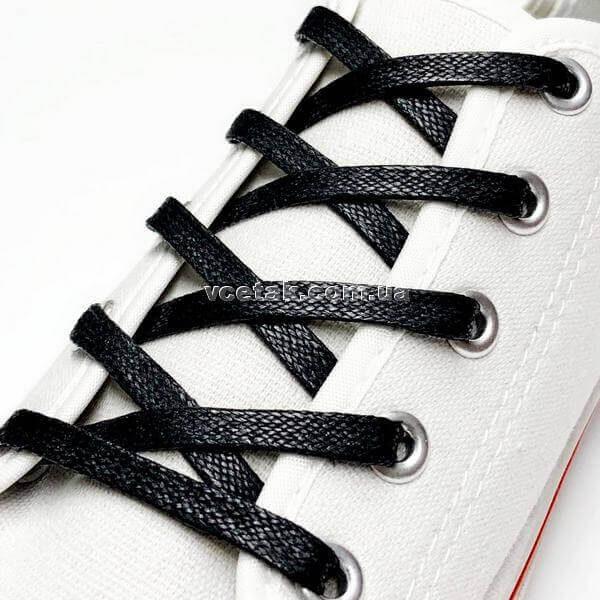 шнурки черные