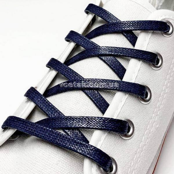 шнурки синие купить