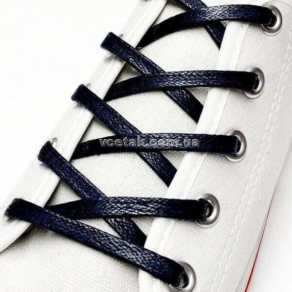 шнурки плоские