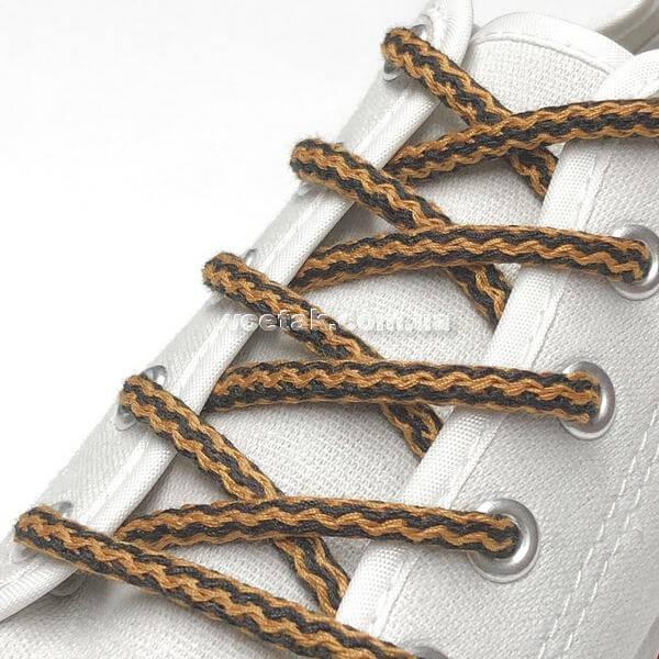 короткие шнурки