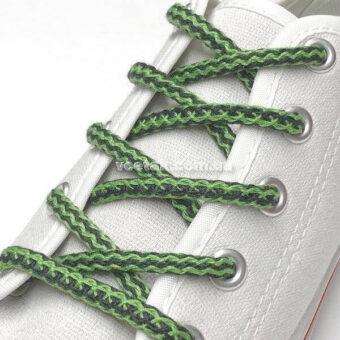 зеленые шнурки купить