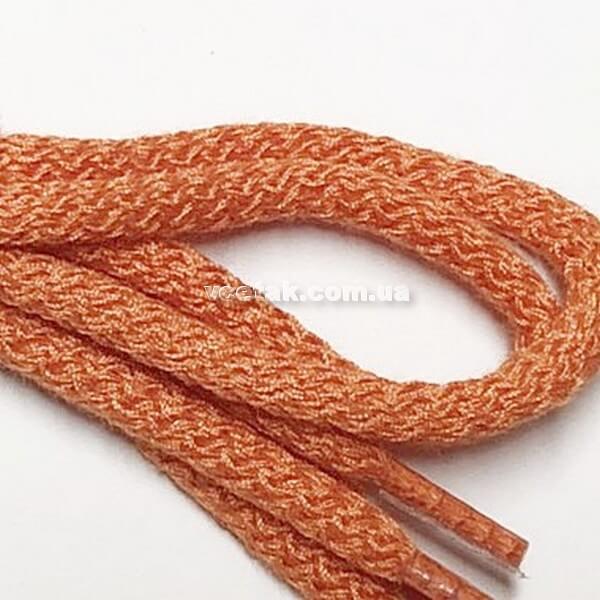оранжевые шнурки