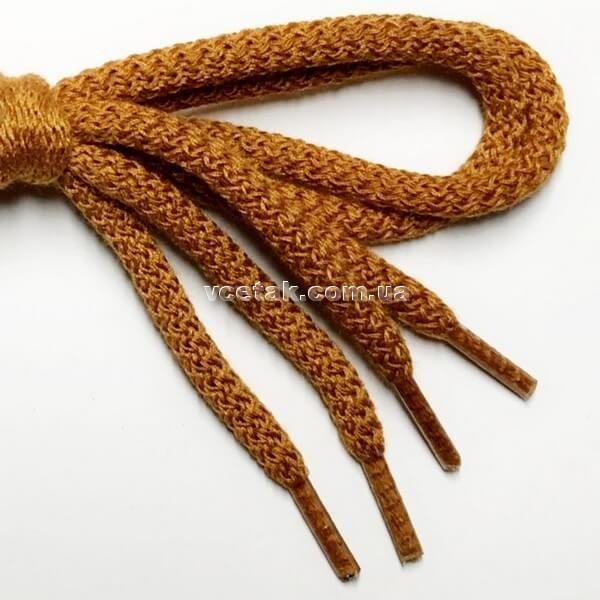 рыжие шнурки шнурки рыжие