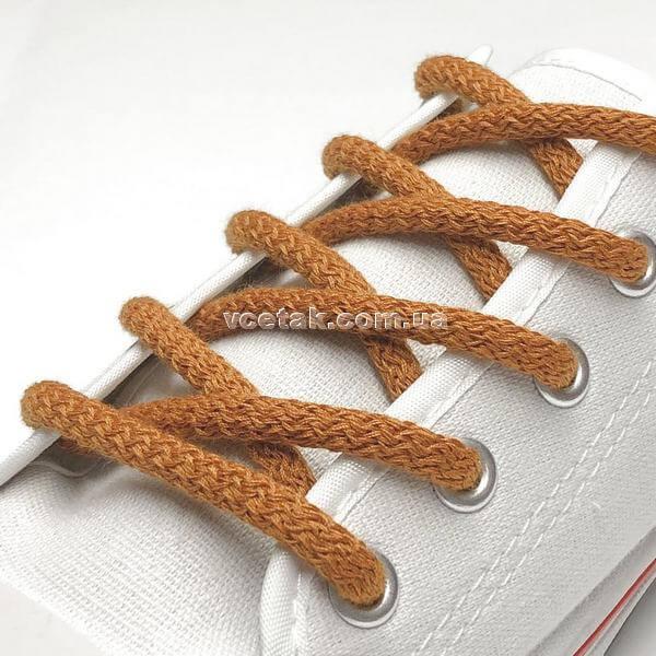 купить оранжевые шнурки