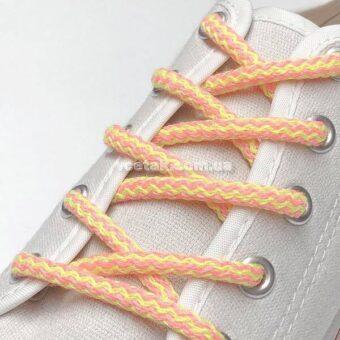 купить розовые шнурки