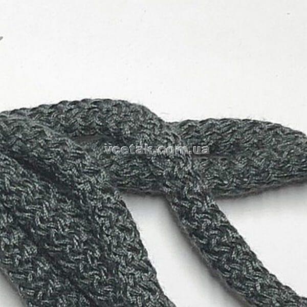 серые шнурки