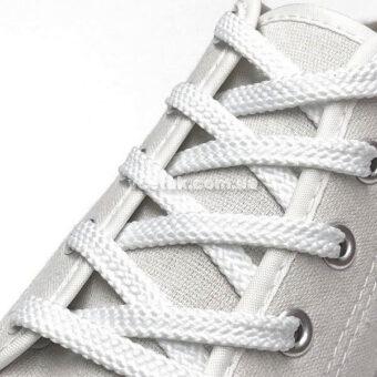 купить белые шнурки