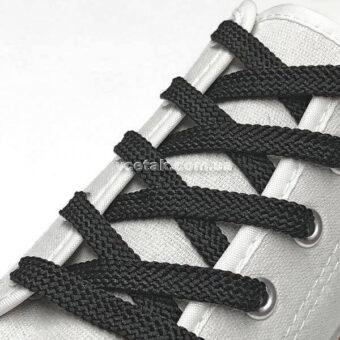 черные шнурки