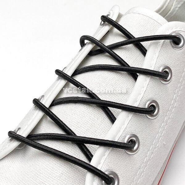 Шнурки черные купить