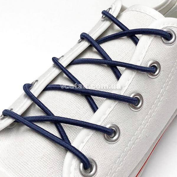 купить синие шнурки