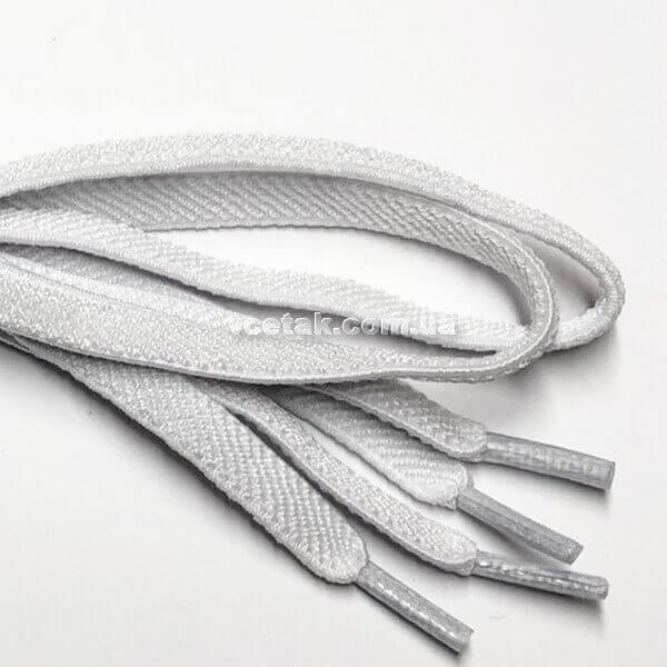 шнурки белые кукпить