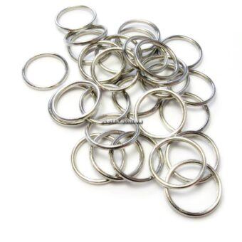 металлические кольца для белья